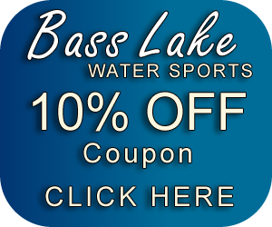 Bass Lake Boat Rentals Coupon