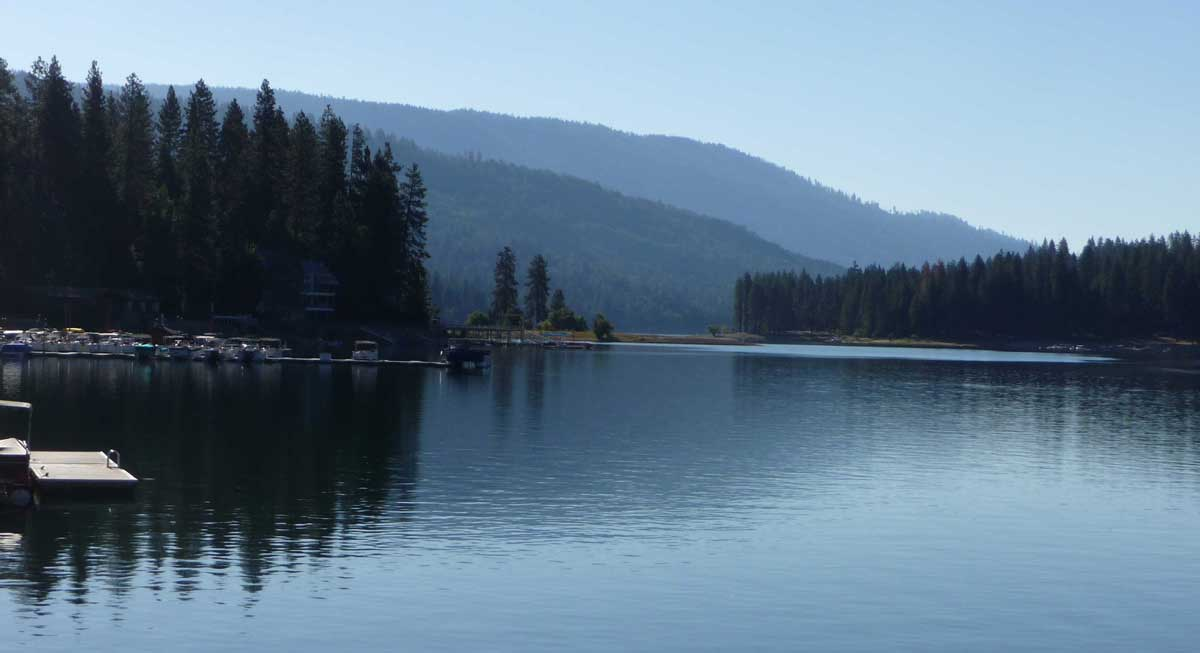 Bass Lake California