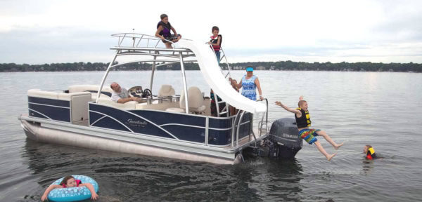 Patio Pontoon Boats Bass Lake Boat Rentals