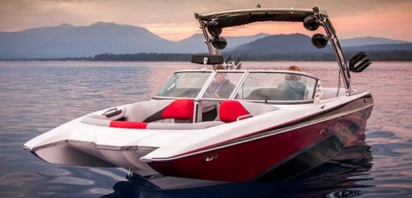 Bass Lake Boat Rentals Tomcat Wake Board Wake Surf Ski Boat