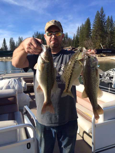 You just gotta believe bass lake boat rentals for Bass lake ca fishing