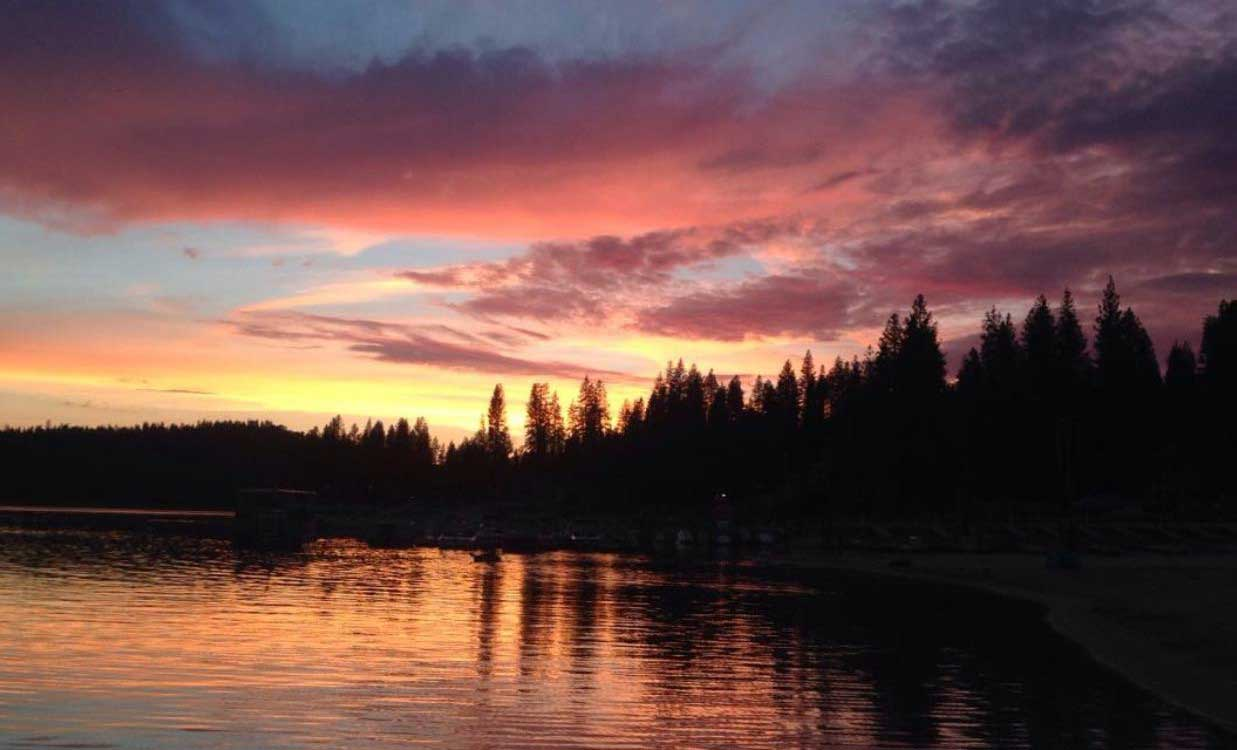 Reflections Of Your Vacation Bass Lake Boat Rentals