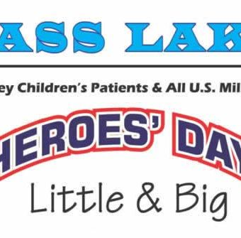 Bass Lake Heroes Day Little and Big September 24th, 2017