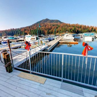 Take a Virtual Tour of Bass Lake Marina