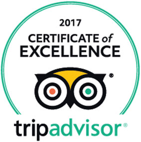 2017 Bass Lake Boat Rentals Trip Advisor Certificate of Excellence