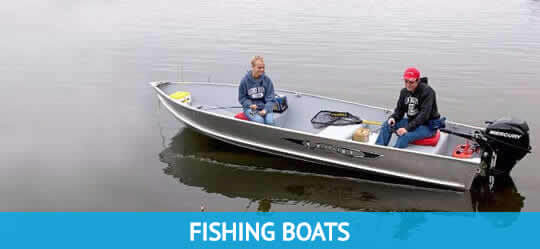 Two men fishing. Bass Lake Boat Rentals