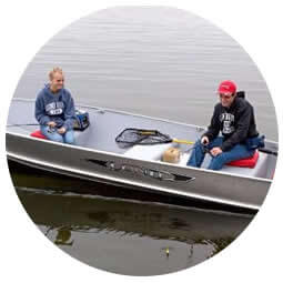 Bass Lake Boat Rentals Fishing Boat