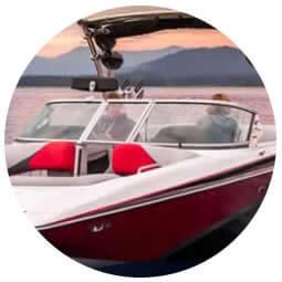 Bass Lake Boat Rentals Wake Surf Boat