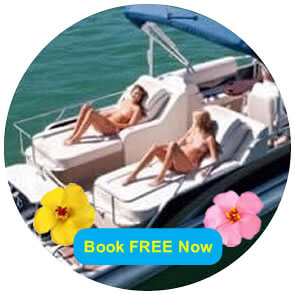 Bass Lake Boat Rentals Patio Pontoon Boat Booking Button